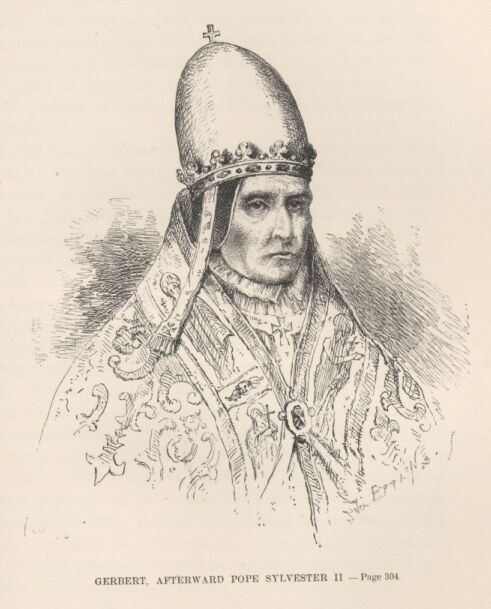Pope Sylvester